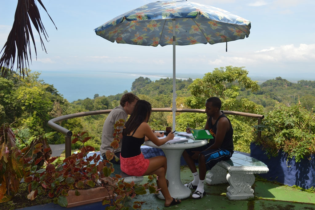 Manuel-Antonio-Views-Studying