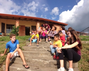 Volunteer Orphanage/Childcare Costa Rica
