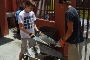 volunteer construction projects Costa Rica